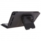 Bluetooth V3.0 59-Key Keyboard w/ Protective PU Leather Case Stand for Asus VivoTab Note 8M80TA