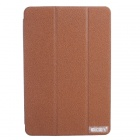 Cube U39GT Protective PU Leather + PC Case Cover Stand for Cube U39GT Tablet PC - Coffee