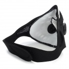 WOLFBIKE BE107 Cycling Windproof Dustproof Face Mask - Black