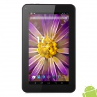 "AOSON M721S 7"" Dual-Core Android 4.2 Tablet PC w/ 512MB RAM / 8GB ROM / Wi-Fi / G-Sensor - White"