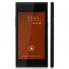 "U5 5.5"" Capacitive Screen Quad Core Android 4.2 Bar Phone w/ 1GB RAM, 4GB ROM Bluetooth - Black"