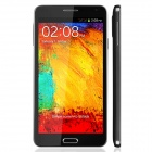 "M-HORSE N9000W 5.5"" Capacitive Screen Android 4.2 Bar Phone w/ Hand Gestures Function - Black"