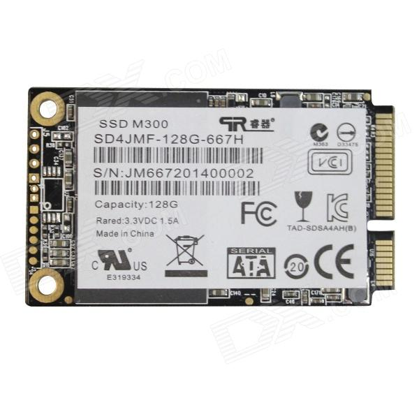 RQ 2.5 SSD mSATA Solid State Disk - White + Black (128GB) kingfast ssd 128gb sata iii 6gb s 2 5 inch solid state drive 7mm internal ssd 128 cache hard disk for laptop disktop