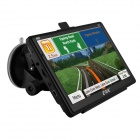 "eDaoZhun HD 7"" Windows CE 6.0 IGO GPS Navigation free map 256MB DDR3 / 8GB RAM - Black"