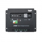 TWP 20A Solar panel Battery Charge Controller/ Solar Home Regulator - Black (12/24V)