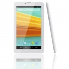 "JXD P3000F 7"" Dual Core Android 4.2.2 Dual Standby 2G Phone Tablet PC w/ 512MB RAM, 4GB ROM - White"