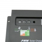 TWP 30A 12 / 24V Solarmodul Batterie Laderegler / Solar Home Regulator - schwarz