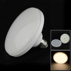 WaLangTing E27 13W 3200K 1254LM 66-SMD 5050 Warm White UFO LED Light (220V)