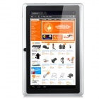 "Levy DaL Q88 7"" Capacitive Touch Screen Android 4.1 Tablet PC w/ 512MB RAM, 8GB ROM - Silver"