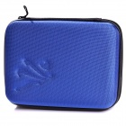 TOZ Protective EVA Camera Storage Bag for GoPro HD Hero3+ / HERO3 / HERO2 - Blue