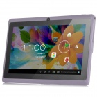 "Levy DaL 7 ""tactile capacitif écran 4.1 Android Tablet PC w / 512 Mo de RAM, 8GB ROM - violet clair"