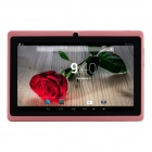 "YEAHPAD PINK 7.0"" Android 4.2 Dual Core Tablet PC w/ 512MB RAM, 8GB ROM, Dual Camera - Light Pink"
