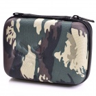 TOZ Protective EVA Camera Storage Bag for GoPro HD Hero3+ / HERO3 / HERO2 - Camouflage Green