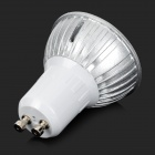 GU10 6W 180lm 3000K 3-LED Warm White Spotlight (AC 220V)