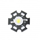 WaLangTing 220lm LED Cool White Lamp Beads - Black + Yellow (5 PCS)