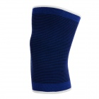 Outdoor Sports Cycling Mountaineering Eleastic Knee Protector - Blue + Black + Multi-Colored
