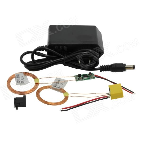 все цены на  TENYING WCTRST Wireless Charging Transmitter +Receiver Solution Module + Power Connector  онлайн