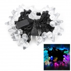 6.33mm 6W 280lm RGB 50-LED Decoration String Light (AC 220~240V / EU Plug)