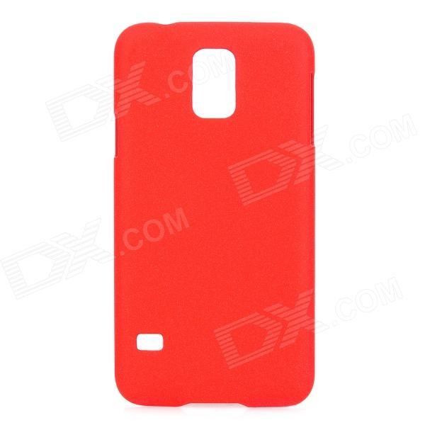 Protective PC + TPU Back Case + ''U'' Shaped Stand for Samsung Galaxy S5 - Red nillkin protective pc tpu back case for samsung galaxy s5 g900 red
