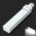 LetterFire E27 13W 900LM 6000K 64-2835 SMD LED White Light Bulb (AC 85~265V)