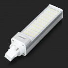 LetterFire G24 12W 800LM 3000K 60-SMD 2835 LED Warm White Light Bulb (AC 85~265V)
