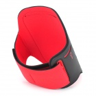 Sunshine Sports Gym PVC + Neoprene Armband Case for MOTO G DVX - Black + Red