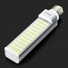 LetterFire E27 12W 700LM 6000K 60 x 5050 SMD LED White Light Bulb (AC 85~265V)