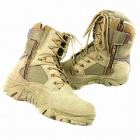 Outdoor High Hiking Shoes - Sand Yellow (Size-40)