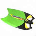 Children Water Jet Buoyancy Plate - Green + Black