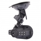 "Mini Size 1.5"" TFT 5.0MP 12 IR LED Car Vehicle CAM Video Dash  Camcorder"