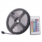 Remote Controlling  Waterproof RGB Led Strip 3528 Flexible Light300 LED SMD - Red + Green + Blue