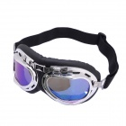 UV Protection Non-Glare PVC Goggles For Sports Cycling - Colorful