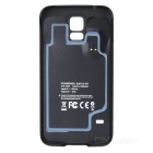5V 3500mAh External Power Back Battery Case for Samsung Galaxy S5 - Black