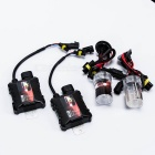 H3 35W 2600lm White Light Car HID Xenon Headlight w/ Ballasts Kit - (9~16V)