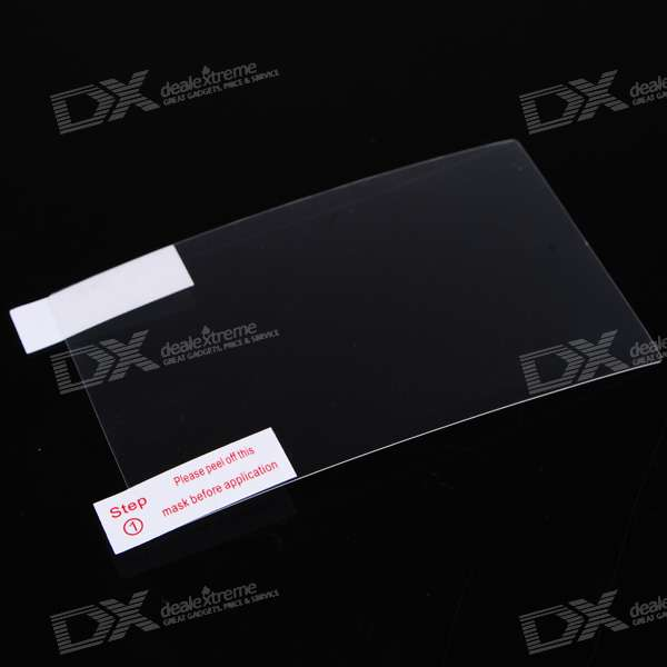 LCD Screen Protector for SmartDevices SmartQ 5