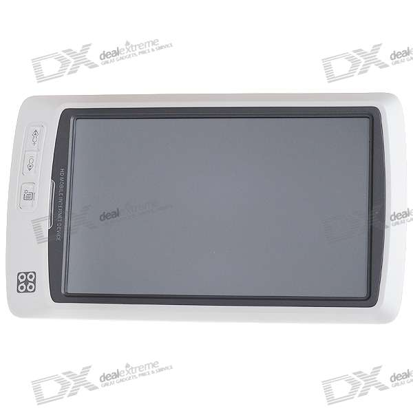 "SmartQ V7 7.0 ""сенсорный Windows CE 6.0/Linux/Android MID Internet Tablet (600MHz CPU/WiFi/2GB)"