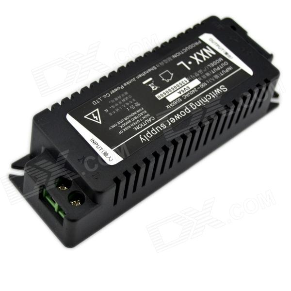30W 5V 6A Switching Power Supply - Black (100~240V)