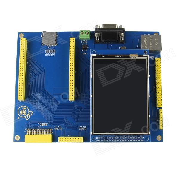 "STM32F407 STM32F4 Discovery Expansion Board w / 3,2"" TFT LCD - vihreä"