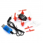 WLtoys V272BNF Rechargeable 2.4GHz 4-CH R/C Aircraft w/ 6-Axis Gyro - Black + Red