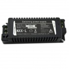 48W 24V 2A Switching Power Supply - Black (AC 100~240V)