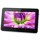 "Q91 9"" Dual Core A23 Android 4.2.2 Tablet PC w/ 512MB RAM / 8GB ROM - White + Black"