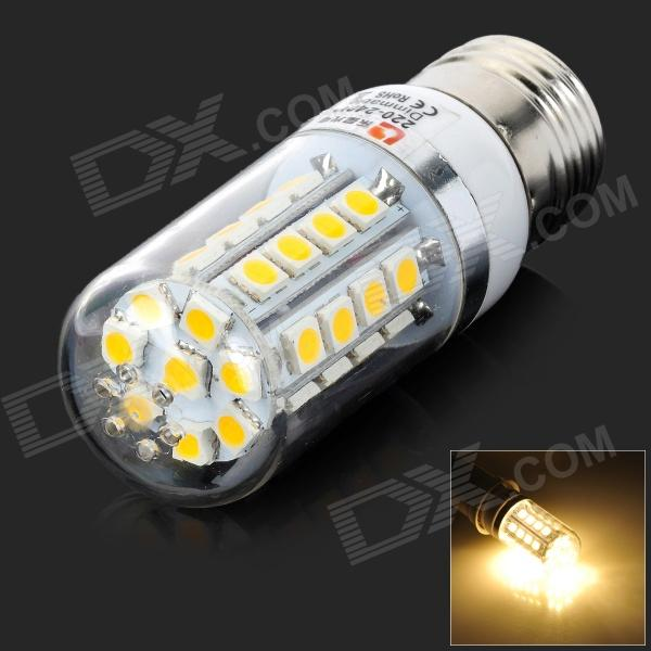 Lexing LX-YMD-084 E27 1.5~4.5W 250lm 3500K 36-5050 SMD LED Warm White Light Dimmable Lamp (220~240V) lexing lx qp 20 e14 6w 470lm 3500k 15 5730 smd led warm white light dimmable lamp ac 220 240v