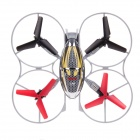 SYMA X4 360 Degree Reversion Mini Wireless Remote Control 4-CH 6 Axis Aircraft - Yellow + Grey