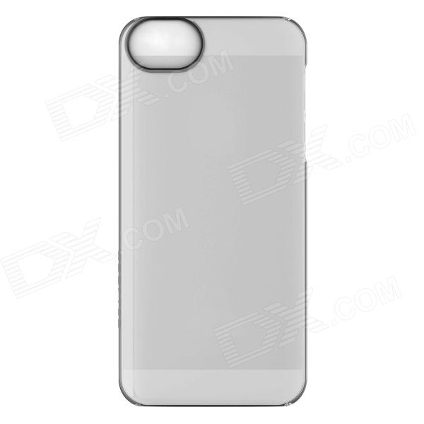 ADOPTED Protective Plastic Case for IPHONE SE/5/5S - Transparent White