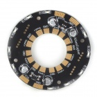 ZnDiy-BRY FA410034 Universal 12-Way 100A Multi-rotor Power Distribution Hub with LED - Black