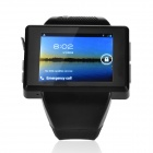Buy AN1 Capacitive Touch Screen Android 4.1 Watch Phone 2.0 inch / 512MB RAM, 256MB ROM - Black
