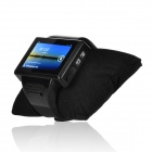 "AN1 Capacitive Touch Screen Android 4.1 Watch Phone w/ 2.0"" / 512MB RAM, 256MB ROM - Black"