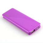 EP-8610B 3000mAh Portable Mobile Power Source Bank for IPHONE + More - Purple