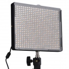Aputure Amaran AL-528C 15W 630lm 3200~5500K 528-LED Video Light Panels - Black (US Plug)