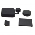 BZ119 Lens + Interface + Housing + Battery Cap Set for GoPro 3+ -Black